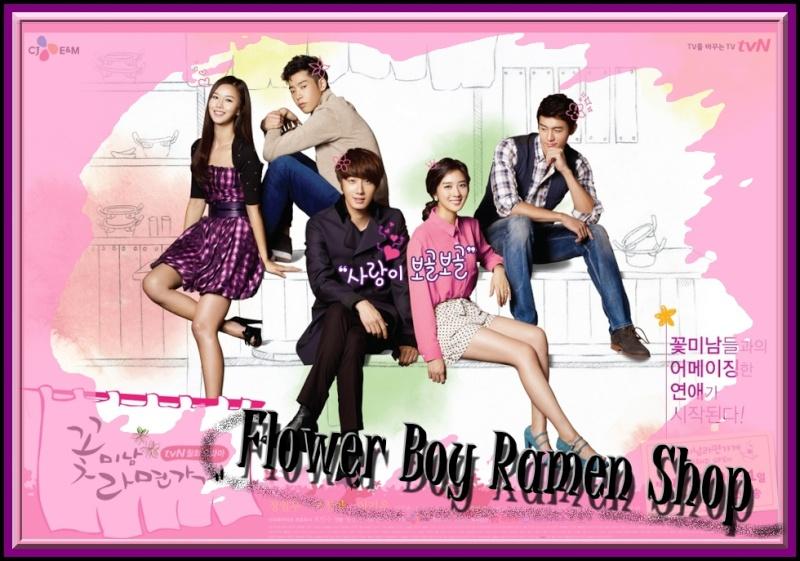 [K-Drama ]Flower Boys Ramen Shop Cc_bm140