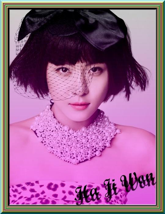 **Ha Ji Won** Cc_bm183