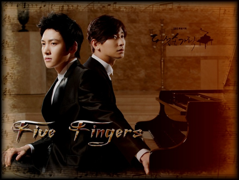 Five Fingers/The Piano Forest Tt2_bm18