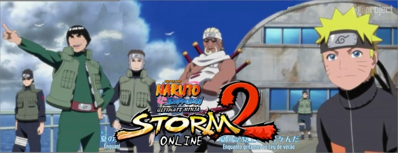 Naruto Ultimate Ninja Storm Game - Online RPG
