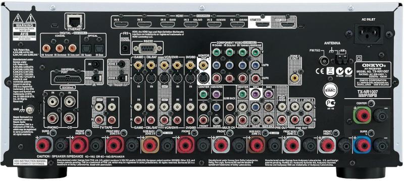 Onkyo TX-NR1007 9.2ch AV Amplifier (NEW) 1007re11