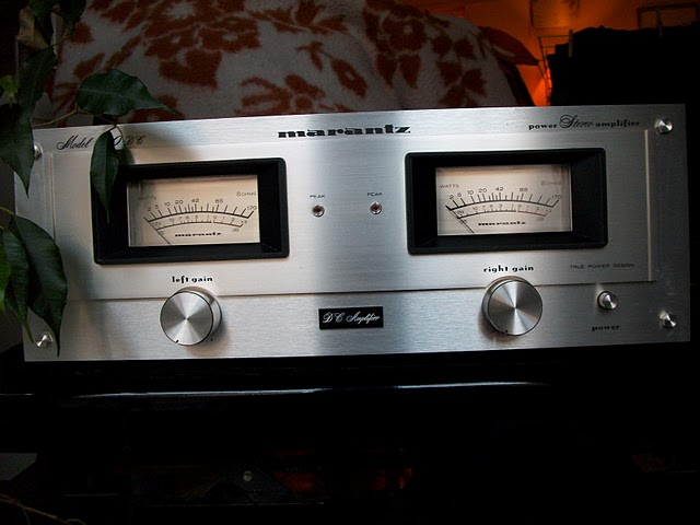 L'ampli Marantz 170DC Imgp0110