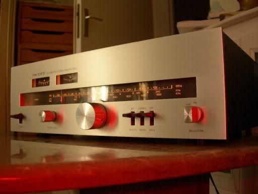 Tuner Scott 570TL Scott510