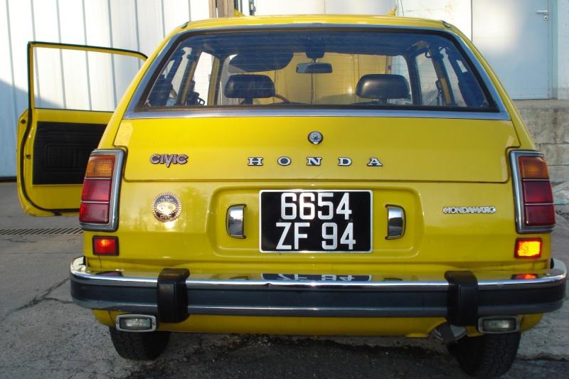 Le daily drive de Mme Felson Civic310