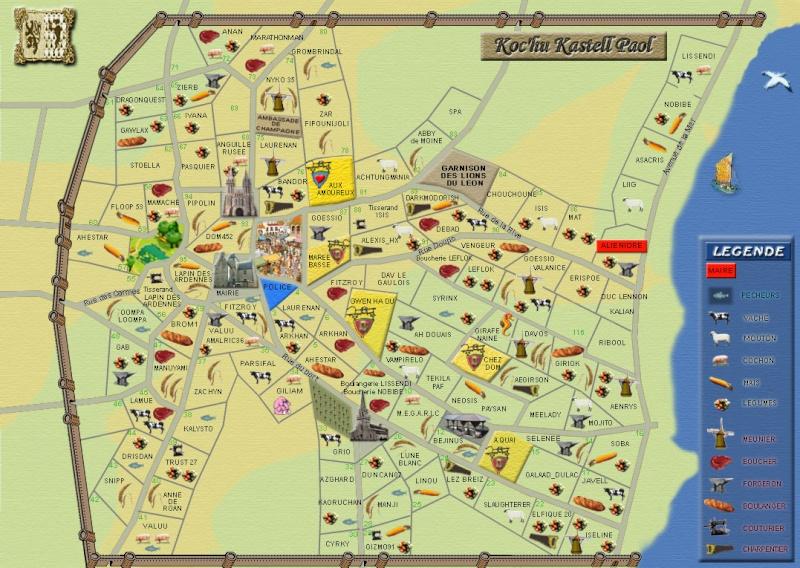 Cadastre de la Ville Cadast25