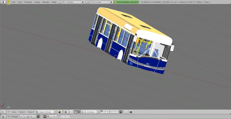 [Privatbus]Solaris Urbino 12 3 Türer  W.I.P Blende11