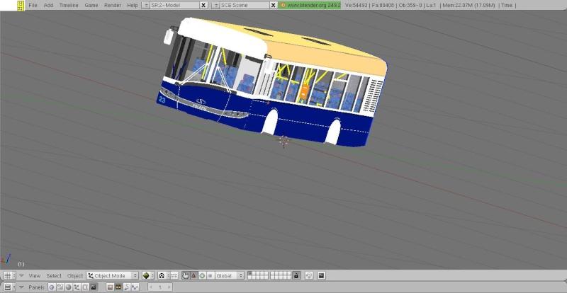 [Privatbus]Solaris Urbino 12 3 Türer  W.I.P Blende12