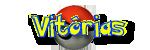 Quantidades de poké-batalhas vencidas por pokémon: