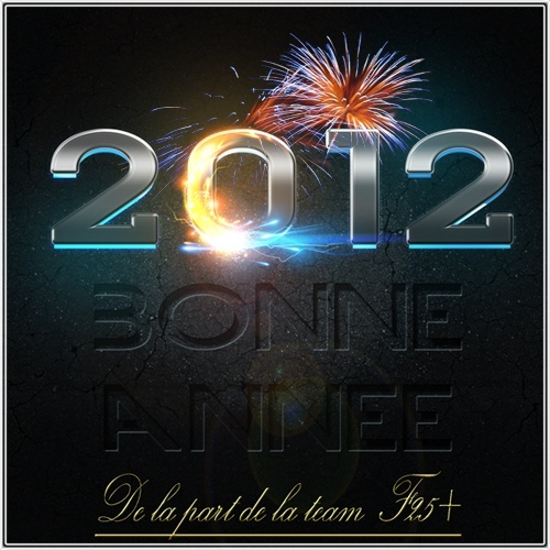 Excellente année 2012 à nos côtés Affich12
