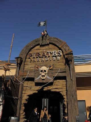 Pirate paradise Pa250019