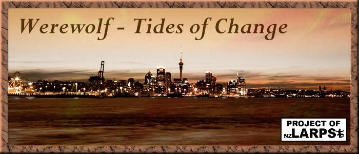 Werewolf - Tides of Change