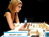French Championships 2011: Vachier Lagrave and leaders Istratescu 2011ca12