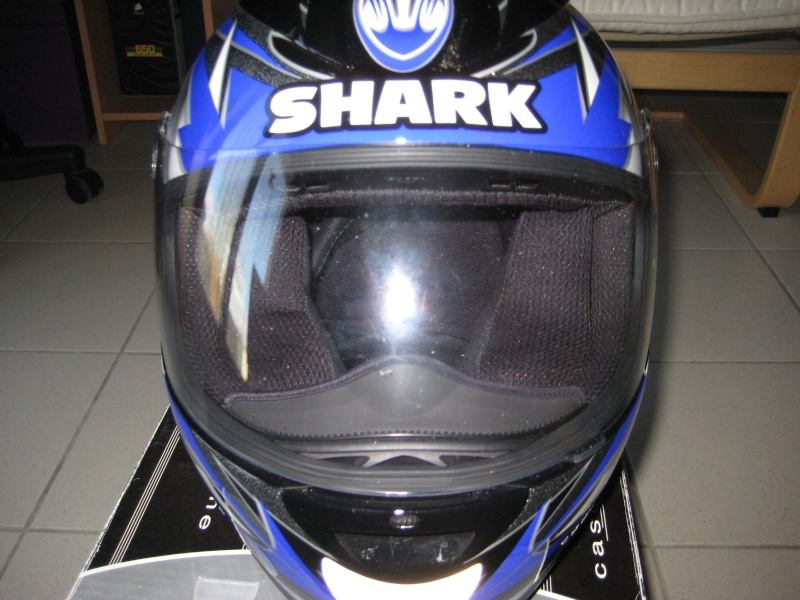 Casque Shark RSF2 RACE taille xs Divers11
