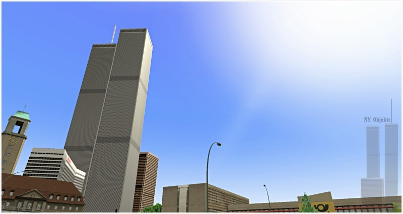 World Trade Center (Allgemein) für Omsi [2.0 Released!/3.0 - WiP] - Seite 3 8910