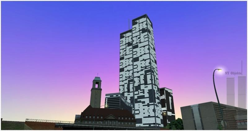 World Trade Center (Allgemein) für Omsi [2.0 Released!/3.0 - WiP] - Seite 3 9010