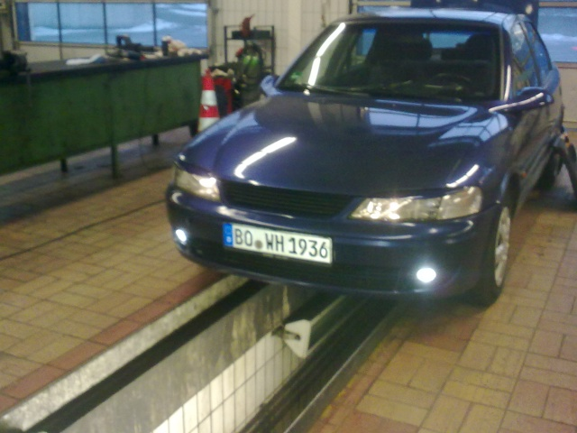 Paddy's Vectra  (Wieder was neues) 08122010
