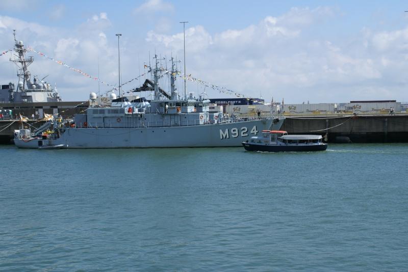 Portes ouvertes 2011 - Navy Days Zeebrugge 2011   - Page 3 Dsc05720