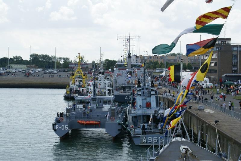 Portes ouvertes 2011 - Navy Days Zeebrugge 2011   - Page 3 Dsc05727