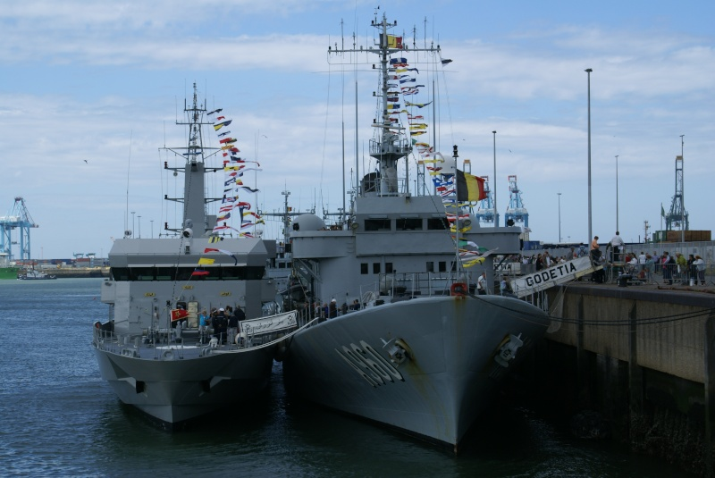 Portes ouvertes 2011 - Navy Days Zeebrugge 2011   - Page 3 Dsc05819
