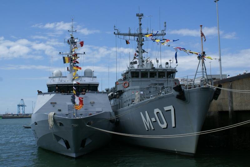 Portes ouvertes 2011 - Navy Days Zeebrugge 2011   - Page 3 Dsc05824