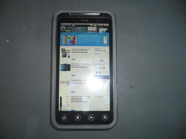 [MOBILEFUN.FR] Test de la coque Case-Mate Pop noir/grise pour HTC EVO3D P1040415
