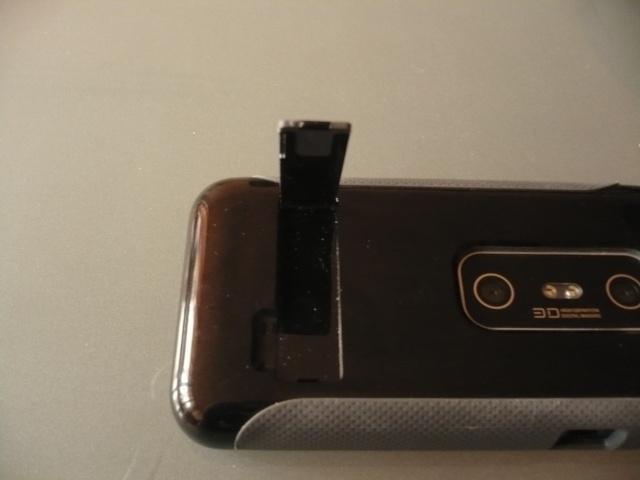 [MOBILEFUN.FR] Test de la coque Case-Mate Pop noir/grise pour HTC EVO3D P1040417