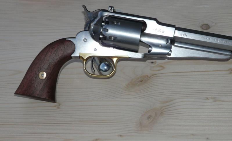 remington 1858 buffalo ( débronzer ) Captur11