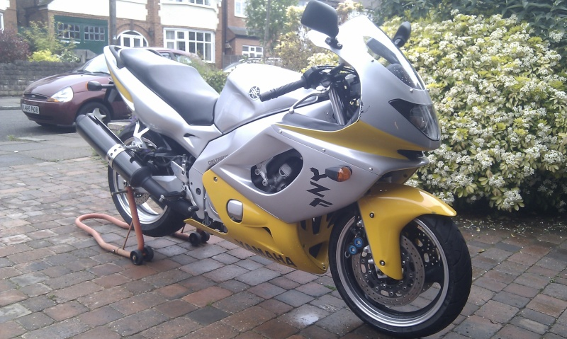 Finally ready for an MOT....... Imag0315
