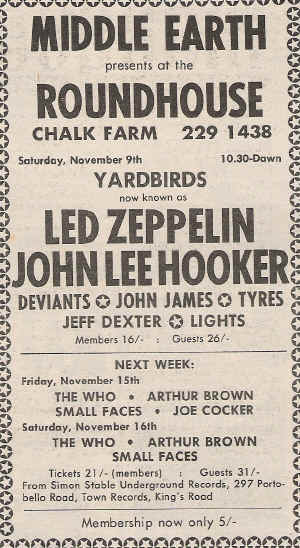 LED ZEPPELIN - Page 3 68-11-10