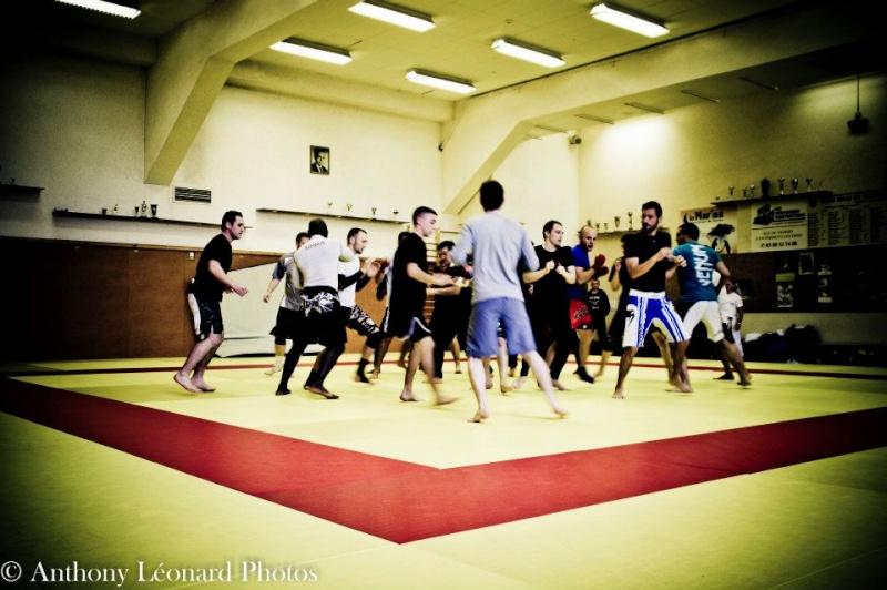 stage de MMA avec Bertrand Amoussou Dijon 55965710