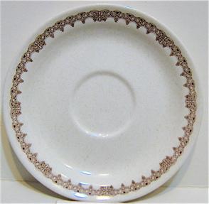 No Name d293 saucer - belongs to Heritage d293 Cl_d2910