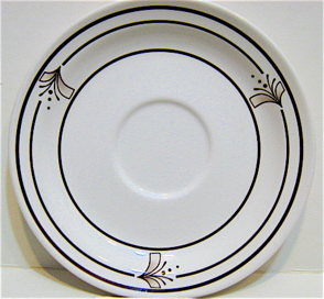 No Name d 323 saucer - belongs to Nouveaux d323 Cl_d_310