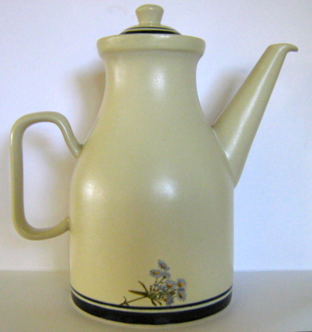 Richmond Potteries Coffee Pot for the Gallery Img_1721
