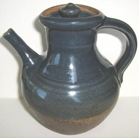 Andrew van der Putten Coffee/Tea Pot Van_de11