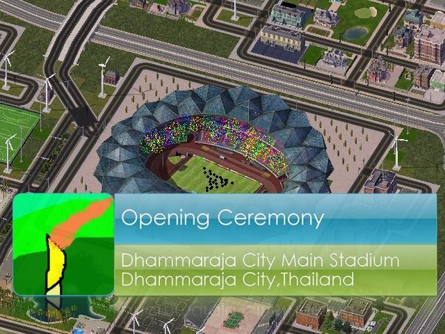 Thailand SimSport Openin10