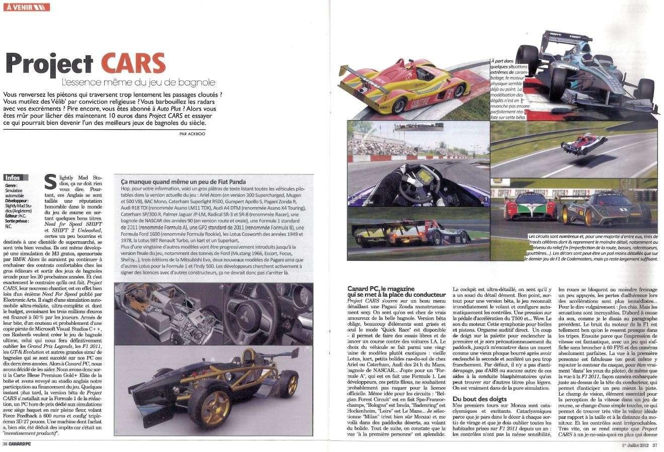 Project CARS Canard11