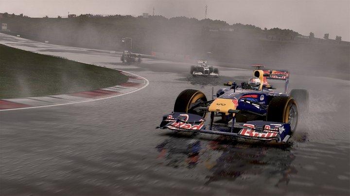 Fiche de jeu XBOX F1 2011 F1201112