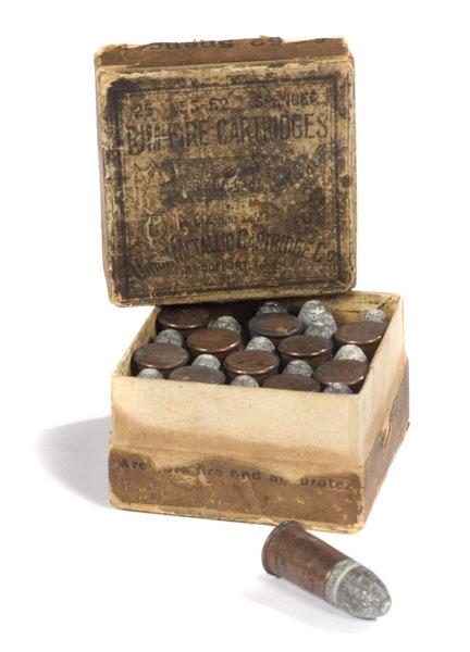 Boites de munitions antiques...... Box_of10