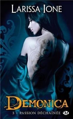 Demonica - Tome 3 : Passion déchaînée de Larissa Ione Demoni10