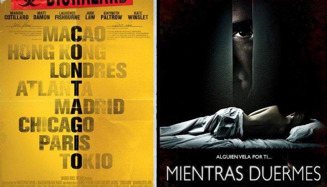 Taquilla española | El virus de Soderbergh acaba con el psicópata de Balagueró Compartir¡Más! Contag10