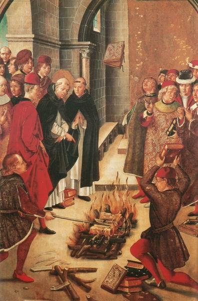 محاكم التفتيش ـ وإبادة ا لمسلمين في الأندلس 112