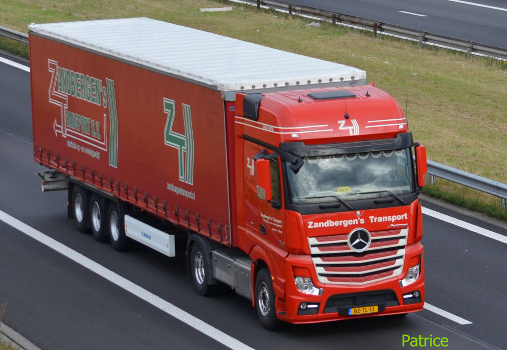Zandbergen's Transport - Tilburg 304a_c10