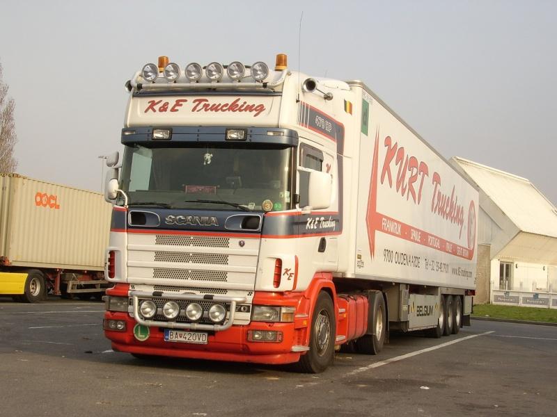 K & E Trucking - Cool Traffic - Kurt Trucking  (Oudenaarde) 40119210