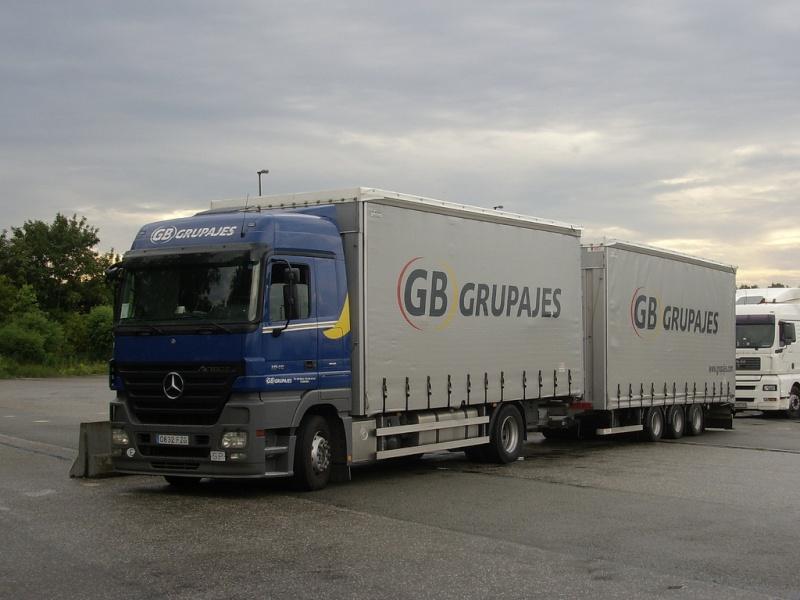 GB Grupajes (Cocentaina) (Alicante) 41243611