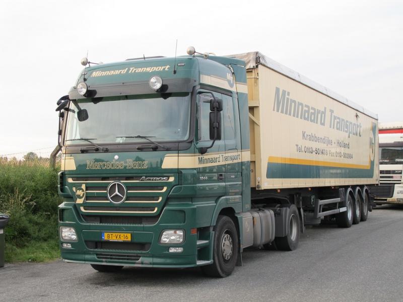 Minnaard Transport - Krabbendijke 51822910