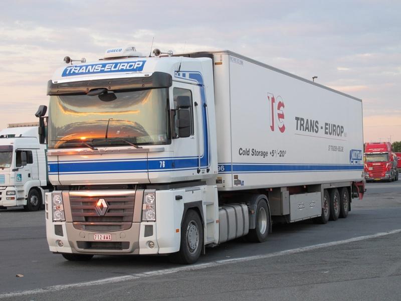 Trans Europ (Sint Truiden)(groupe Vanschoonbeek) 54832010