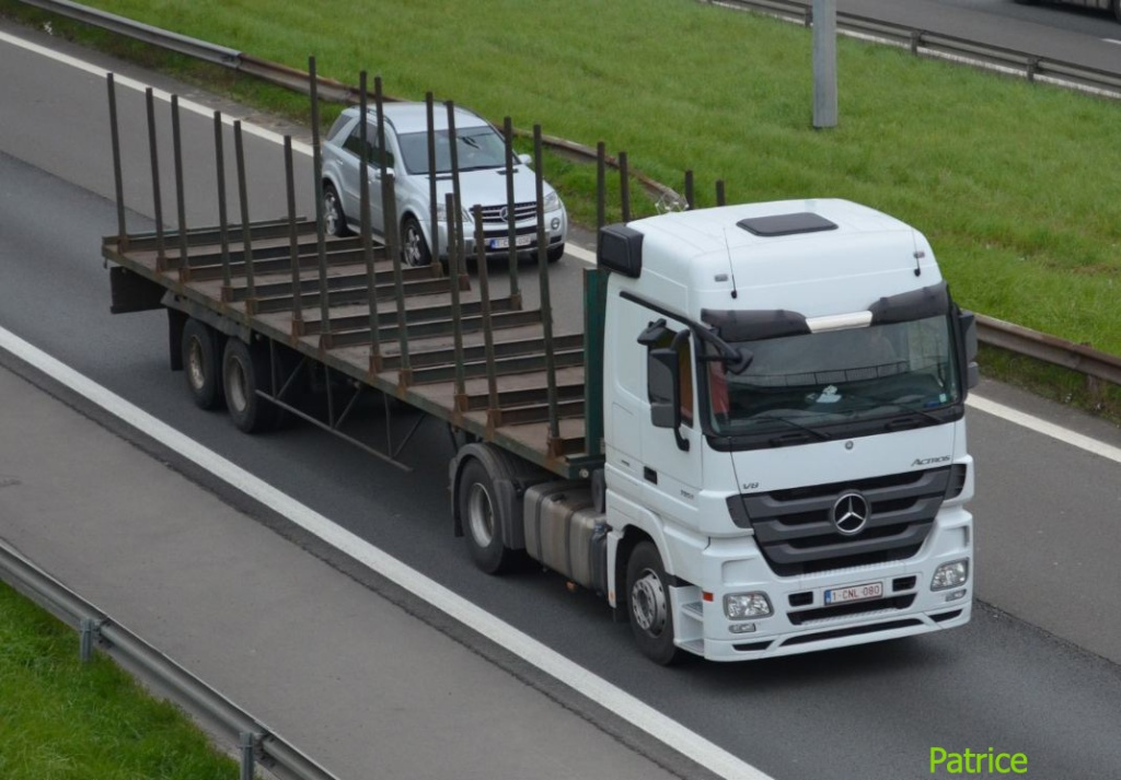 Mercedes Actros MP 1,2 et 3 - Page 2 Actros10