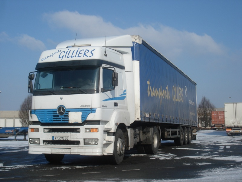 Transports Gilliers (Arques 62) Ax14710