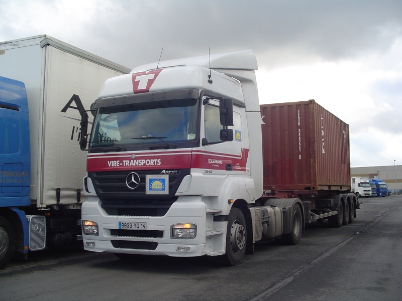Vire Transports.(Groupe Chatel) (14) Ax9210