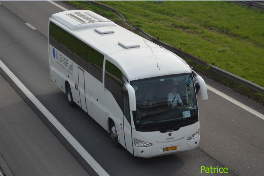 Cars et Bus des Pays Bas  Busreg10